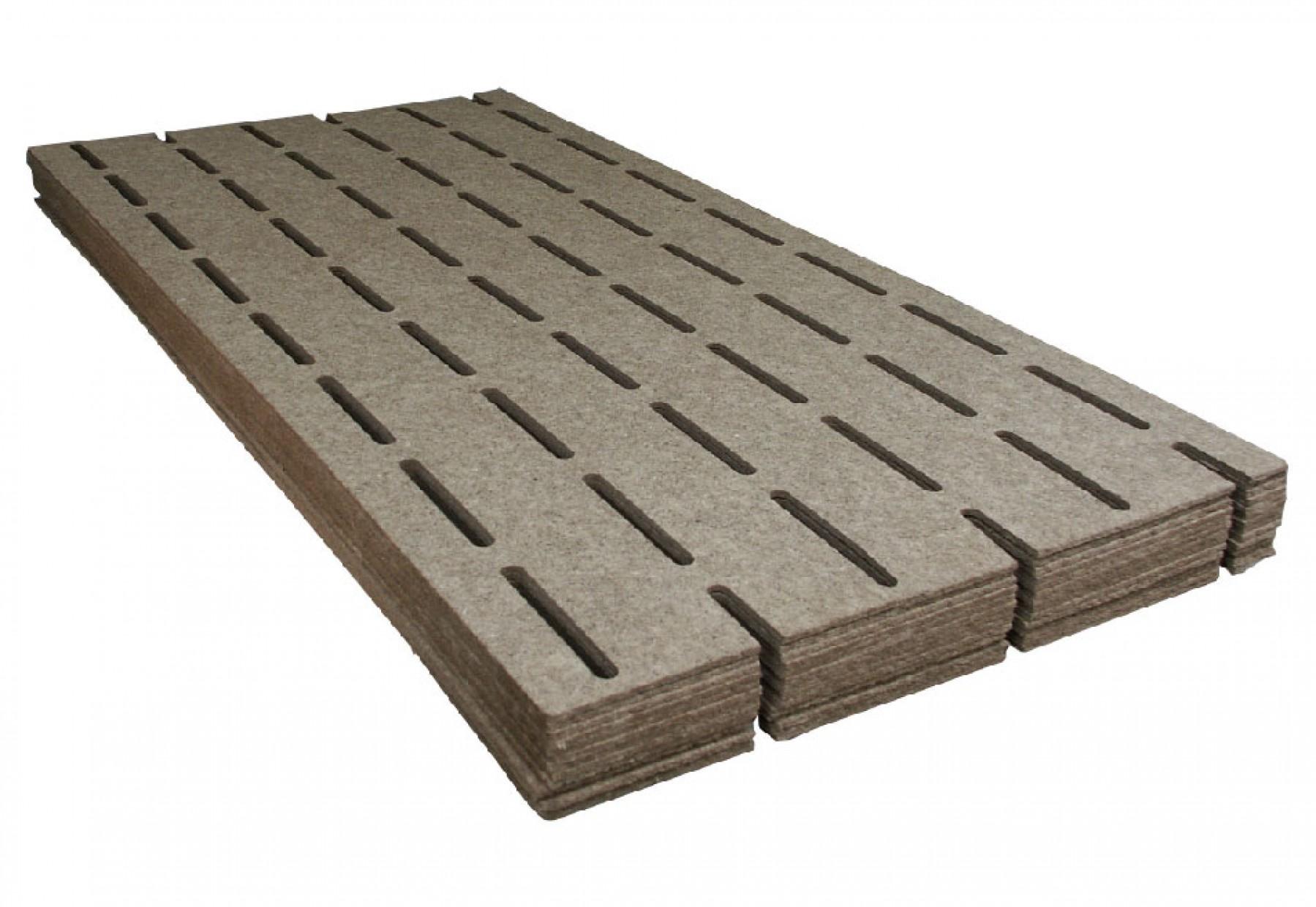 Photo sous-couche acouflex fibre de bois 5mm- € ht /m2