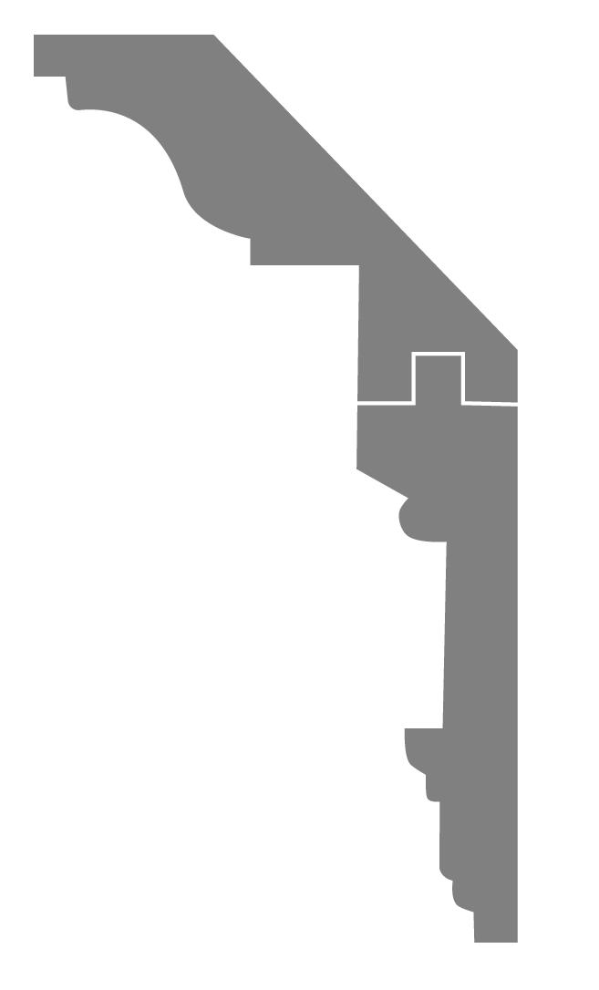 Profil GRANDE CORNICHE