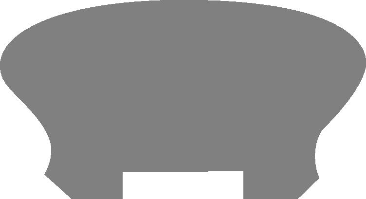 Profil Main courante 581 G